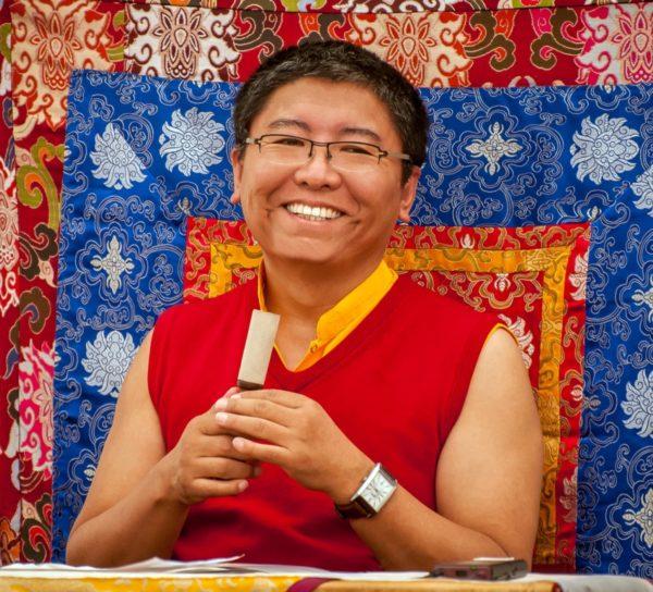 Tsoknyi Rinpoche | Pundarika Foundation